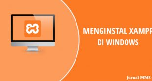 Download dan Install XAMPP di Windows