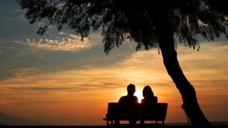 Senja dan Kenangan